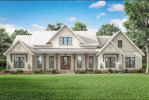 Know the prices of the modern farmhouse plans