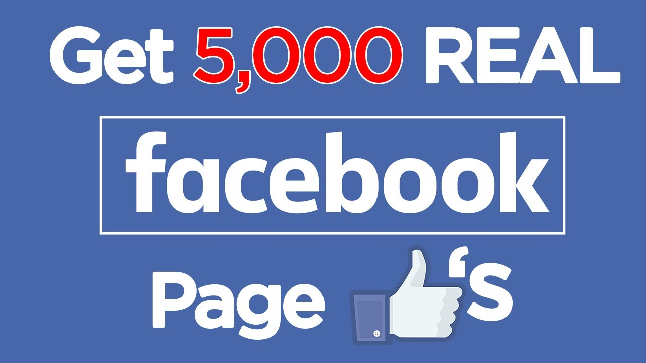 Increase Facebook Business Page likes
