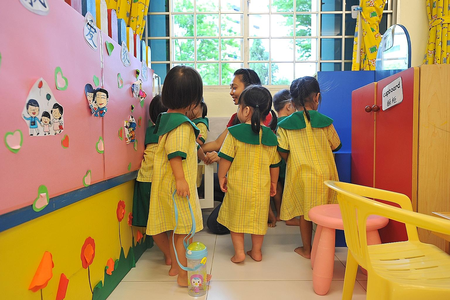 Pre-school with Practical Approach in Tampines