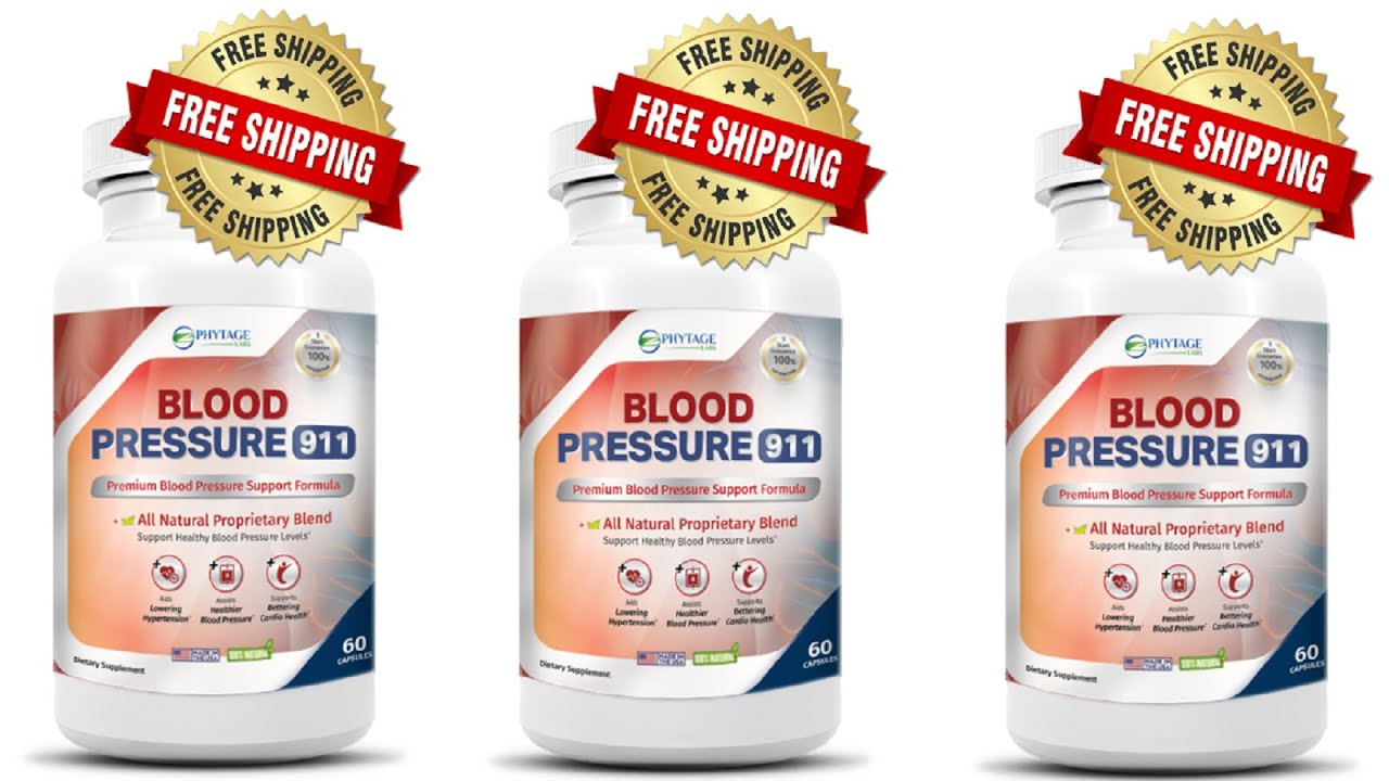 How Good The Product Is? Find Out With Blood Pressure 911 Reviews