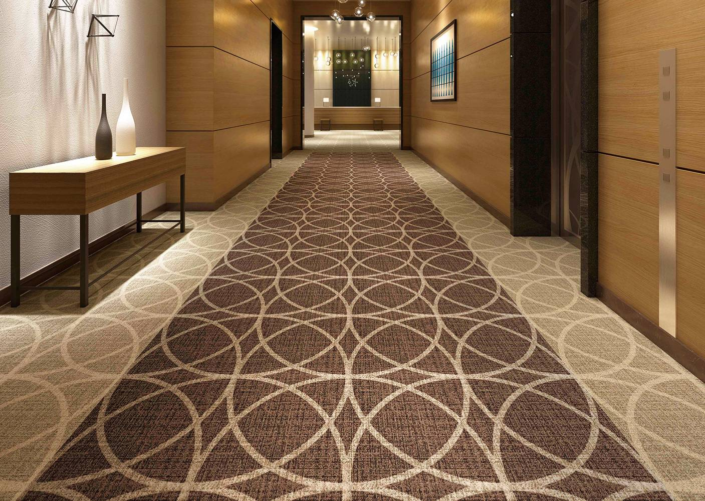 A good home doesn't stand out without carpet tiles