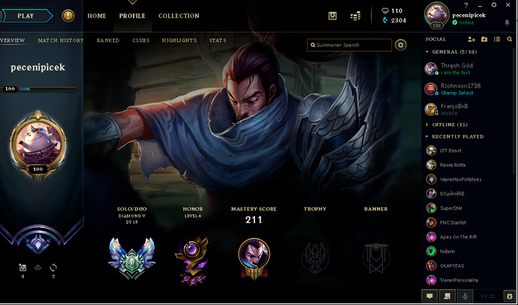 Why To Buy league of legends account?