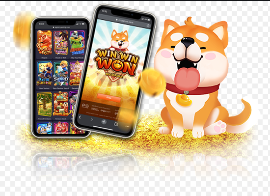 Play with PG SLOT from a mobile application
