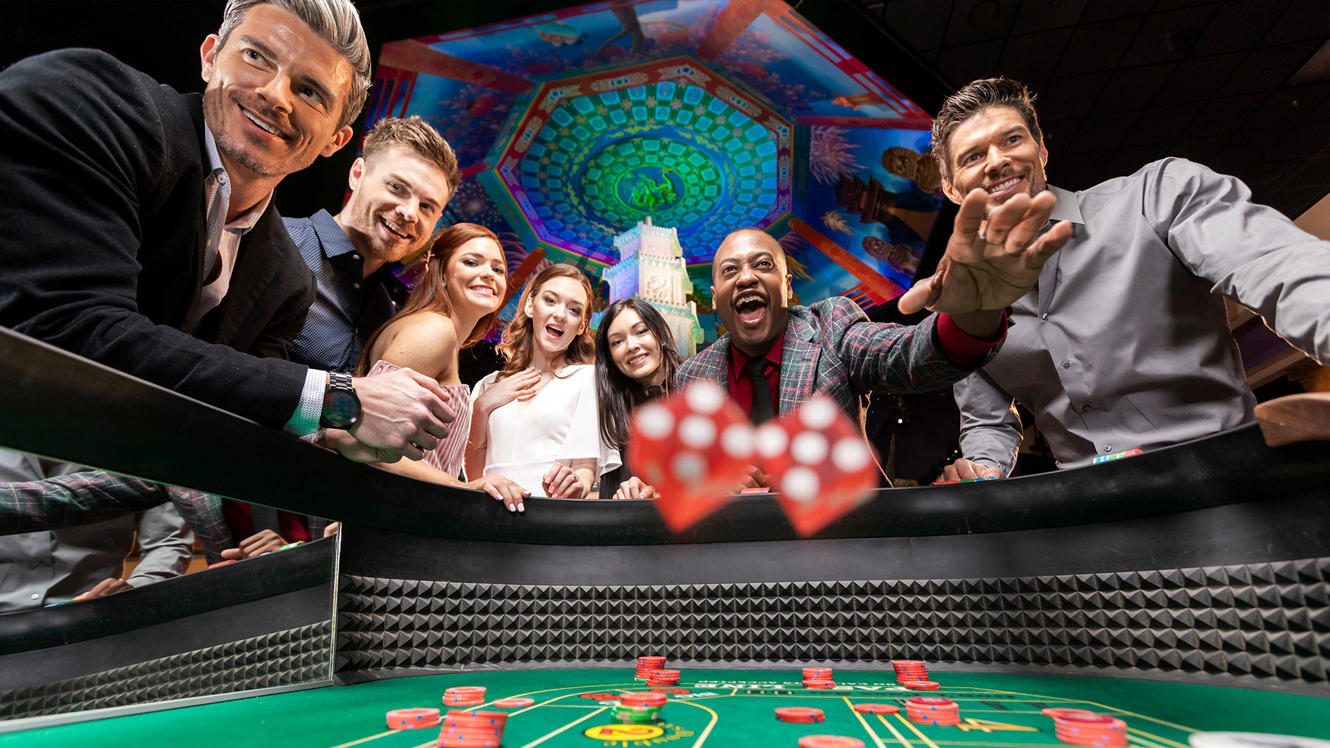 Method of Actively playing Poker Online
