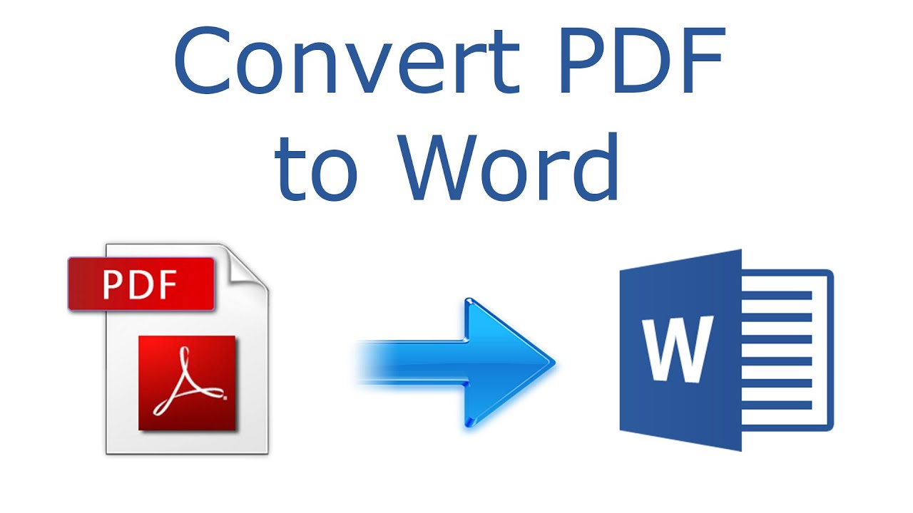 It is always necessary to convert PDF to Word due to user need