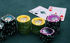 Join the poker online fever now!