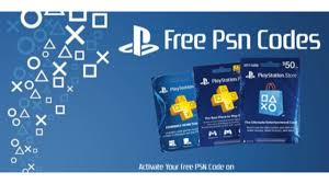 All About Free PSN Codes For Free
