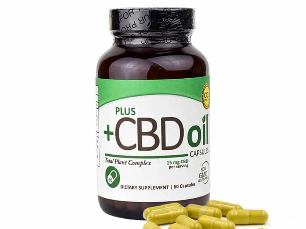 cbd capsules without harmful side effects