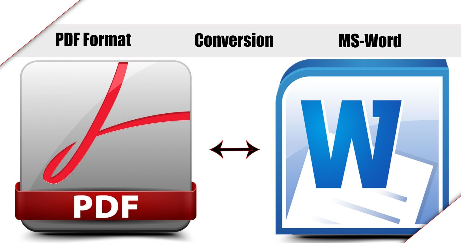 The Way To Convert PDF To Word?