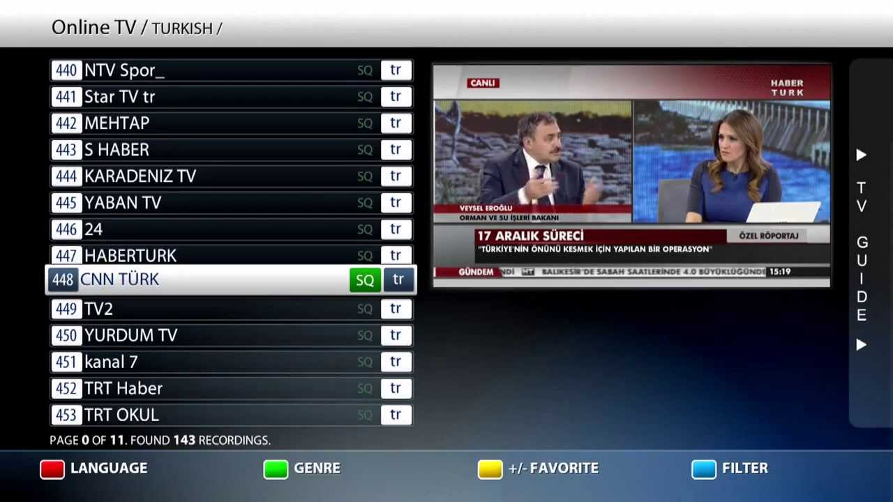 The fastest and cheapest service is IPTV Denmark