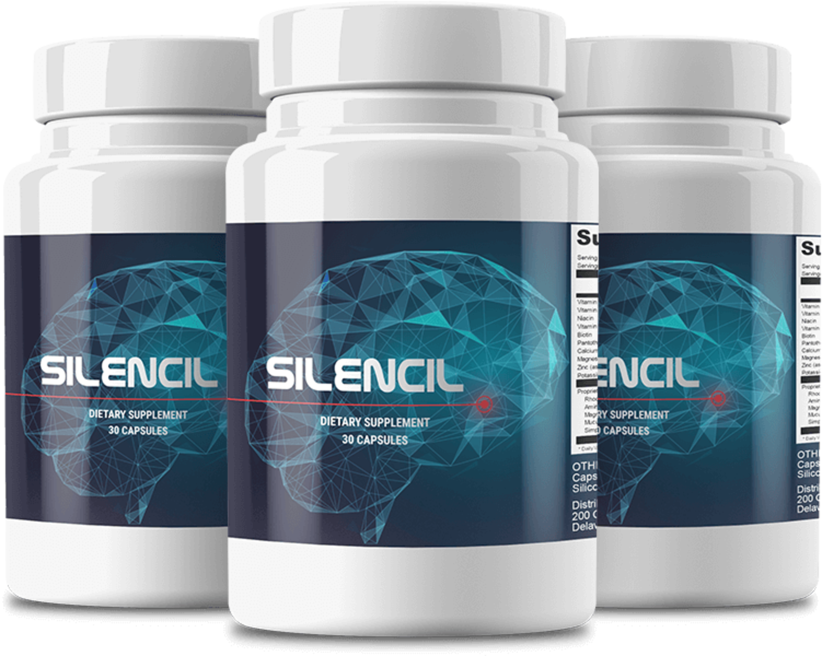 Have A Look At These Natural Ingredients That Are Used In Formulation Of Silencil