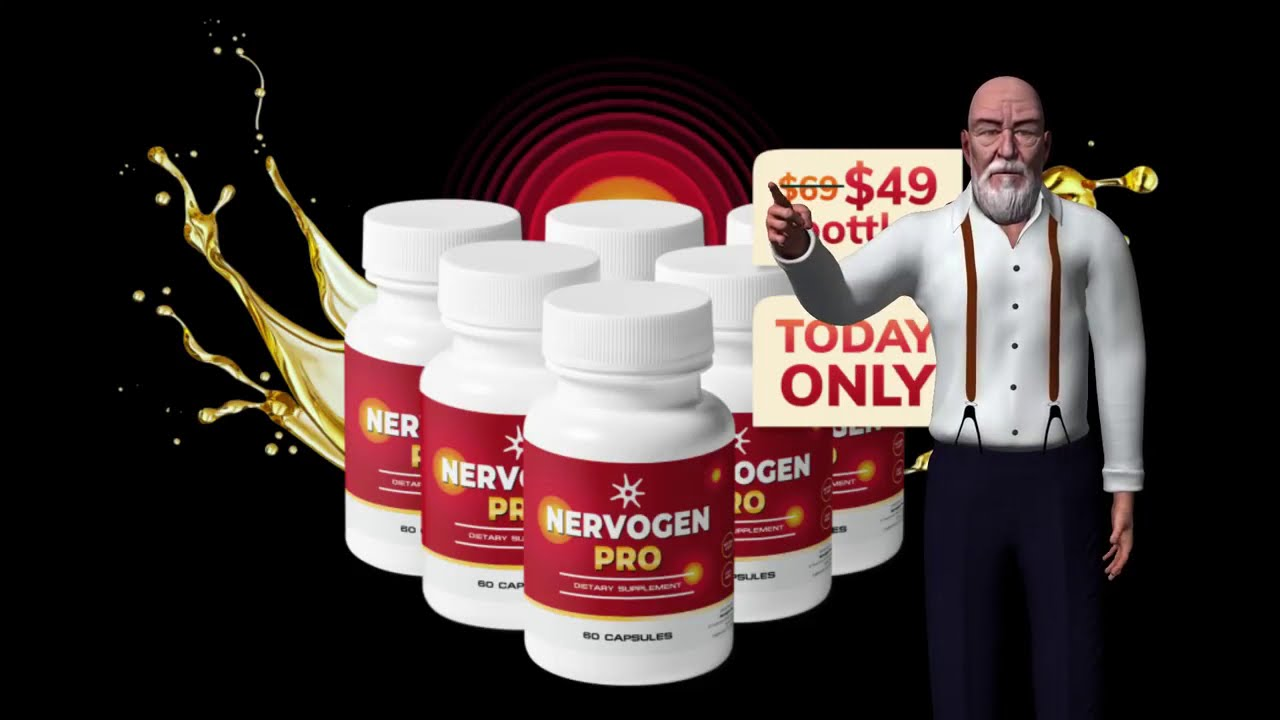 Nervogen pro is helping people in many ways all over the globe!!