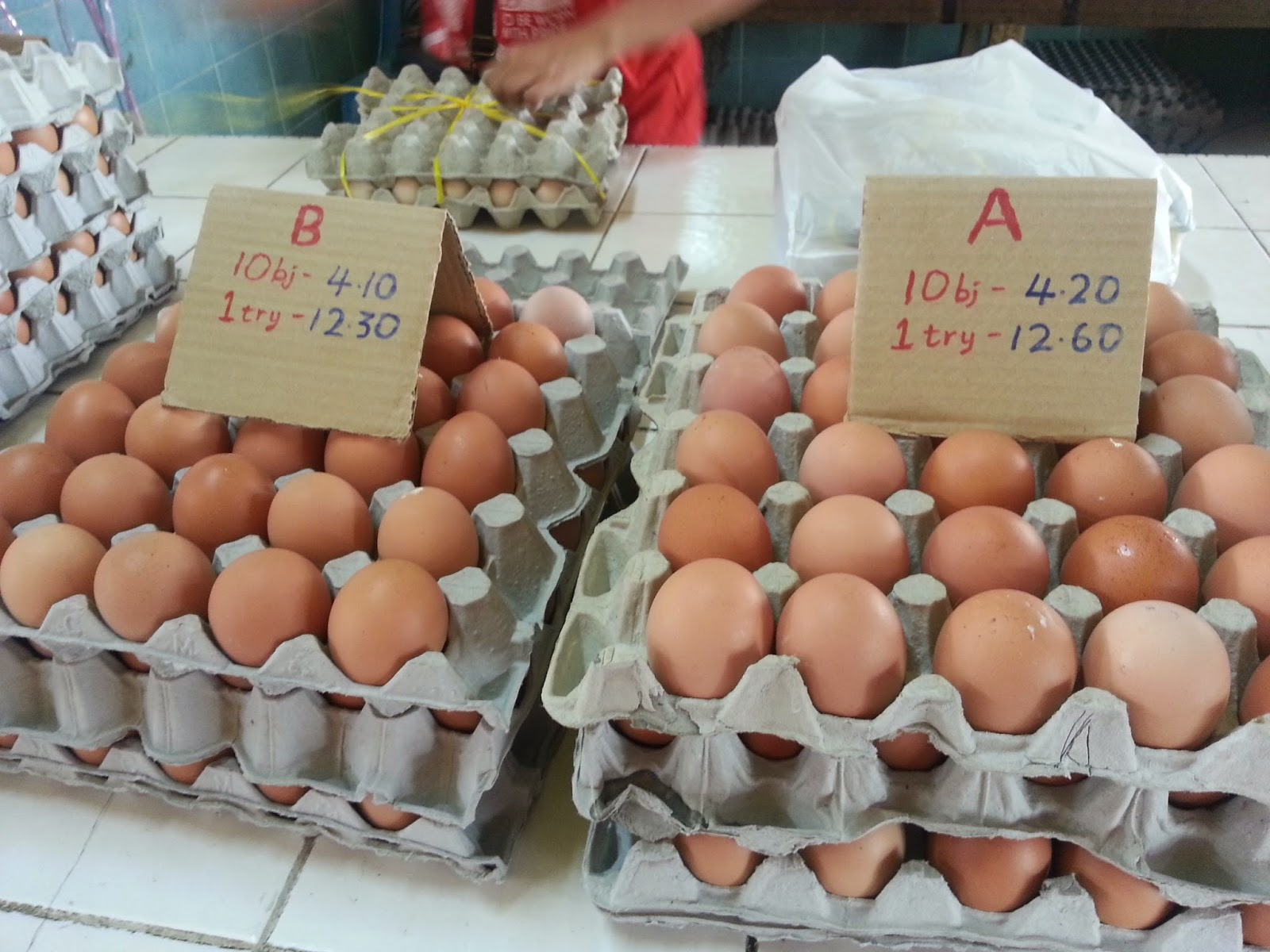Knowing Egg Prices Today Makes A Difference