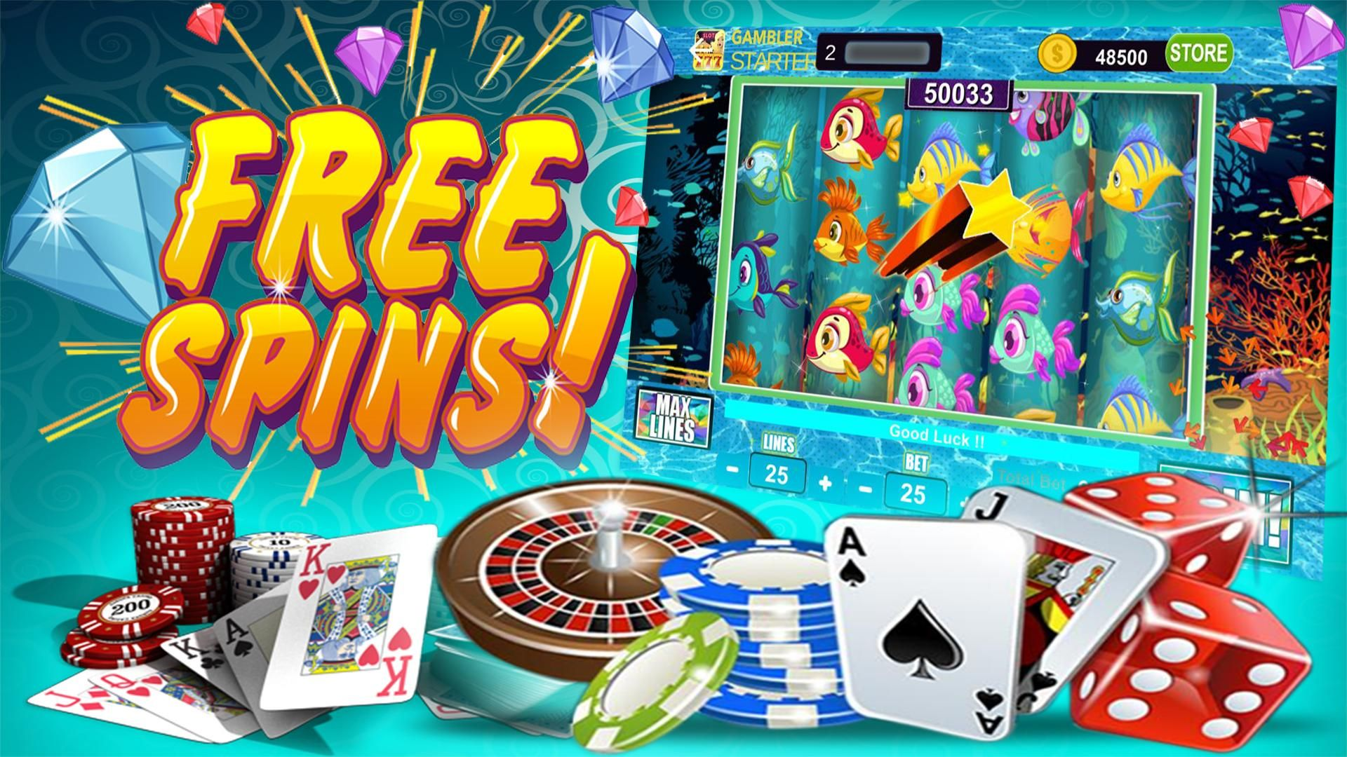 Catch Fun And Money With The Interesting Goldenslot Games