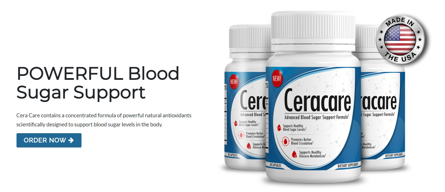 Cera Care Helps To Control Blood Sugar