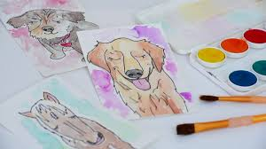 What Is The Specialty Present In Pet Paintings?