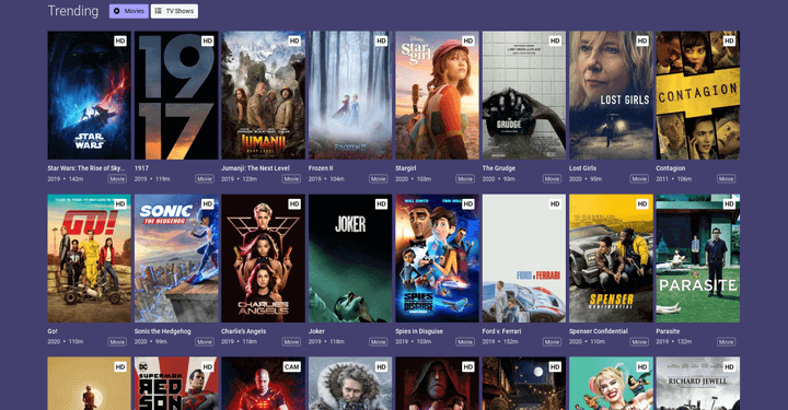 Watch Movies Online 2020 For Dubbed Versions