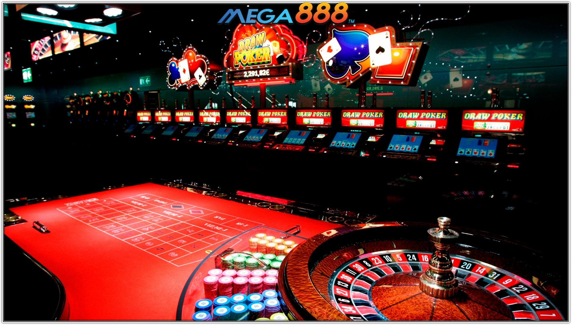 Super Casino Gambling : Online and Traditional