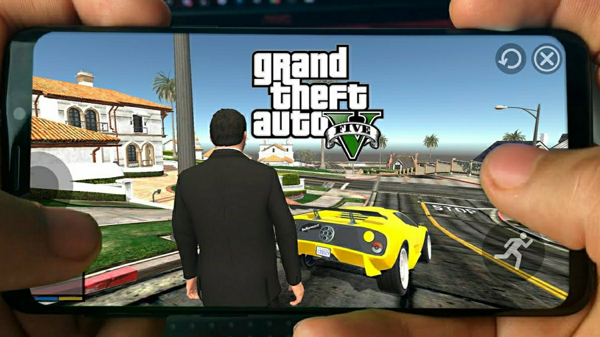 Adrenaline and action in gta 5 mobile