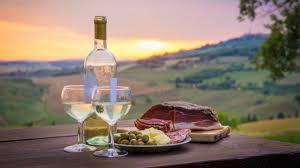 Types of wine degustations