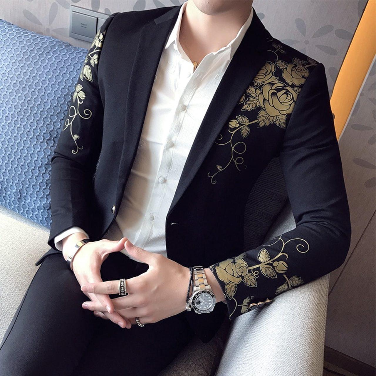 A Modern Look For Men Dinner Jackets
